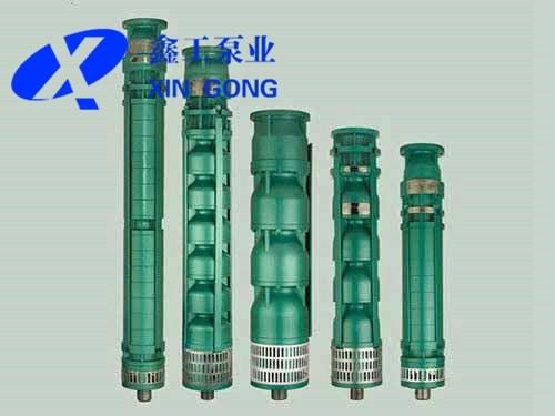 QJ深井泵