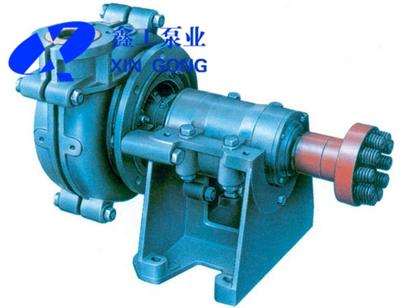 AH卧式浆泵