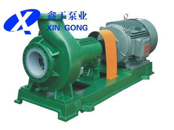 HF型氟塑料合金离心泵