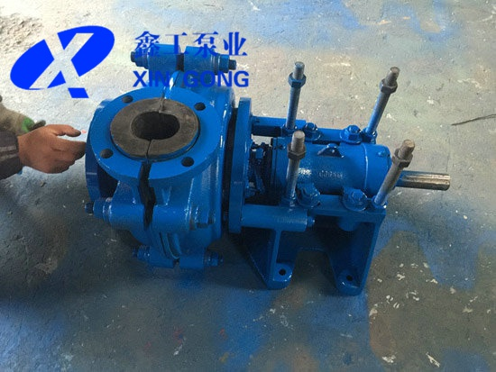 AHR系列衬胶泵
