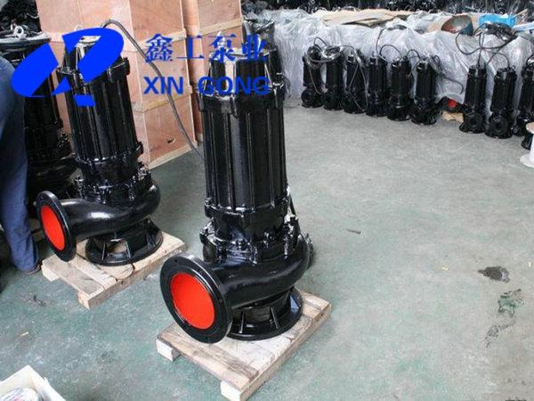 WQ潜污泵