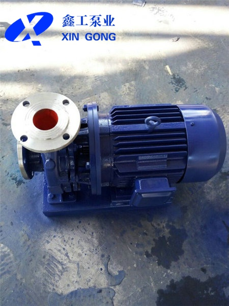 IHW型卧式直联离心泵