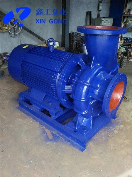 IRW型卧式直联离心泵