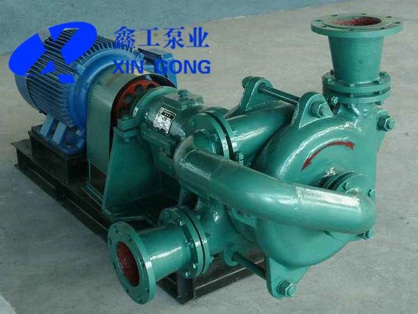 ZJW压滤机专用入料泵