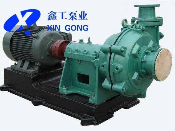 ZJE压滤机专用入料泵