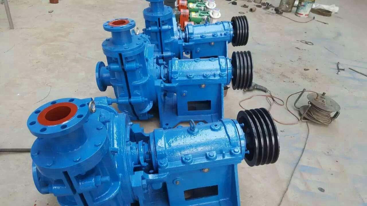卧式渣浆泵 (9)