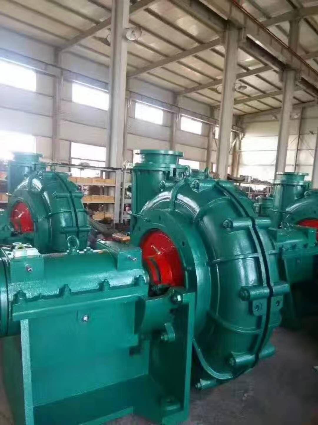 卧式渣浆泵 (5)